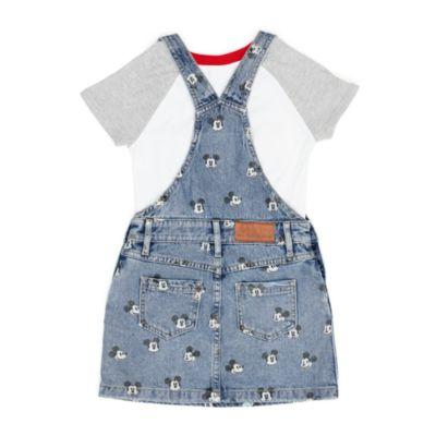 Disney Store Ensemble t-shirt et robe Mickey et ses amis pour enfants