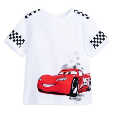 Disney Store Ensemble t-shirt et short Flash Mcqueen pour enfants