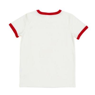Camiseta Mickey Mouse ''Love'' para infantil, Rainbow Disney, Disney Store
