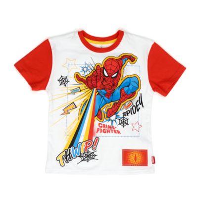 Completo maglietta e pantaloncini bimbi Spider-Man Disney Store