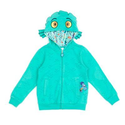 Disney Store Luca Hooded Sweatshirt For Kids