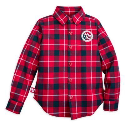 Camicia bimbi Topolino Walt's Holiday Lodge Disney Store