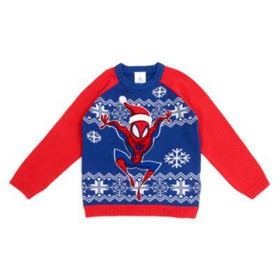 Maglione natalizio bimbi Spider-Man Disney Store