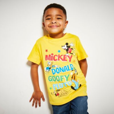 Disney Store Mickey and Friends T-Shirt For Kids