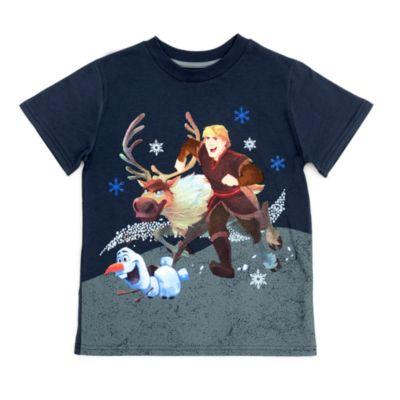 Disney Store Frozen T-Shirt For Kids