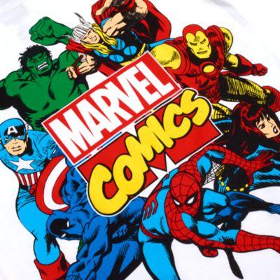 Disney Store Marvel Comics T-Shirt For Kids