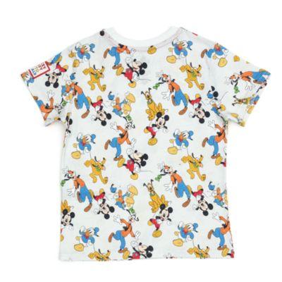 Camiseta infantil Mickey y sus amigos, Disney Store