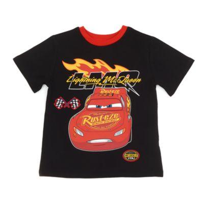 Disney Store - Lightning McQueen - T-Shirt für Kinder