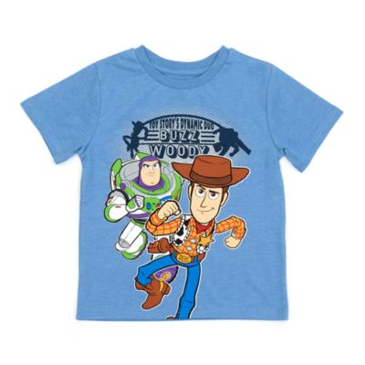 Disney Store Buzz and Woody T-Shirt For Kids