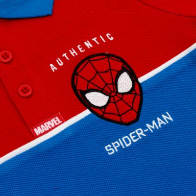 Disney Store Spider-Man Polo Shirt For Kids
