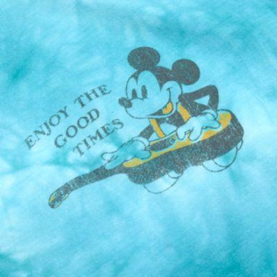 "Disney Store T-shirt Mickey ""Aloha Beach"" pour adultes"
