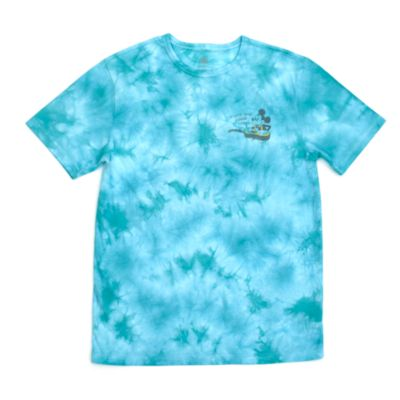 Disney Store Mickey Mouse 'Aloha Beach' T-Shirt For Adults
