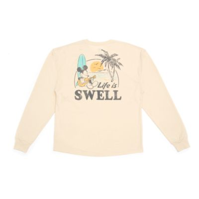 Camiseta Mickey Mouse ''Life is Swell'' para adultos, Disney Store