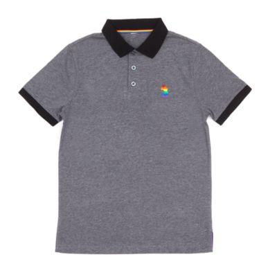 Disney Store - Micky Maus - Rainbow Disney - Poloshirt für Erwachsene