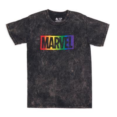 Disney Store - Marvel - Rainbow Disney - T-Shirt für Erwachsene
