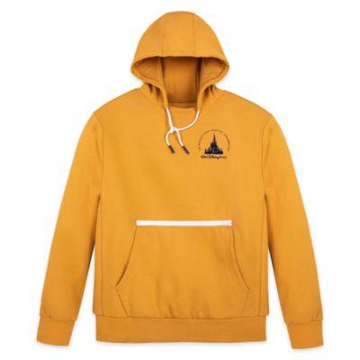 Walt Disney World Mickey Mouse 50th Anniversary Hooded Sweatshirt For Adults