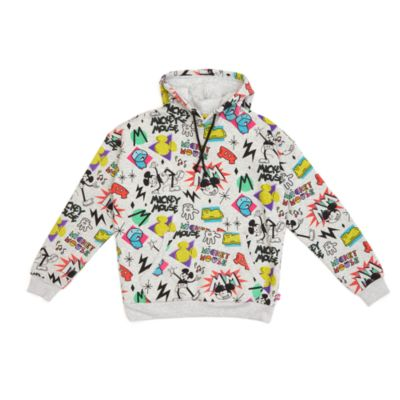 Disney Store - Micky Maus - Disney Artist Series - Kapuzensweatshirt