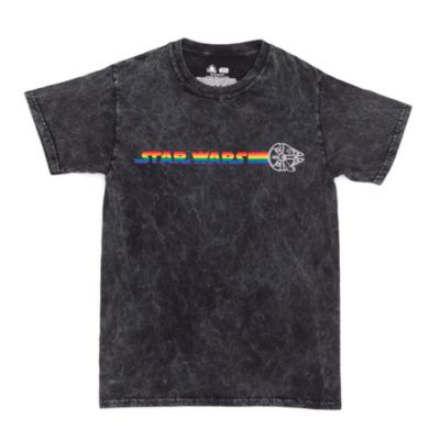 Camiseta Star Wars para adultos, Rainbow Disney, Disney Store