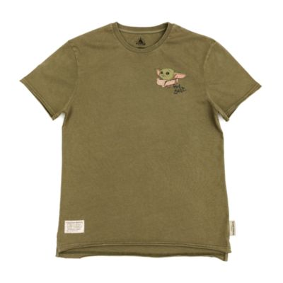 Disney Store The Child T-Shirt For Adults, Star Wars