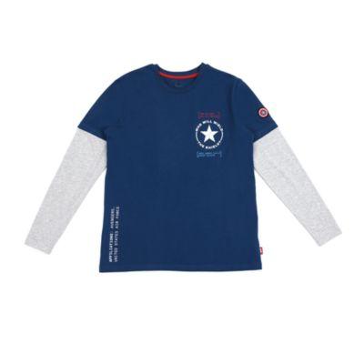Disney Store - The Falcon and The Winter Soldier - T-Shirt für Erwachsene