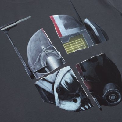 Disney Store T-shirt Star Wars: The Bad Batch pour adultes