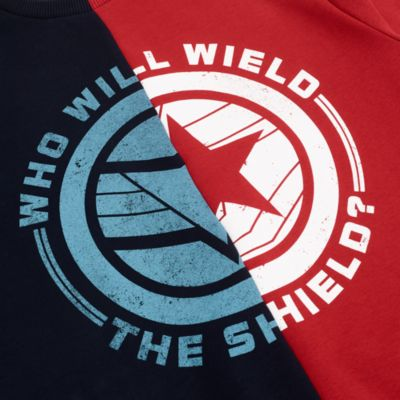 Disney Store The Falcon and The Winter Soldier Sweatshirt For Adults