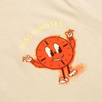 Disney Store T-shirt Miss Minutes pour adultes, Loki