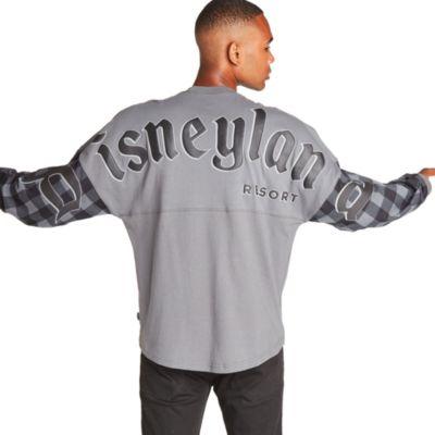 Disneyland Resort Sweat Spirit Jersey Mickey gris pour adultes