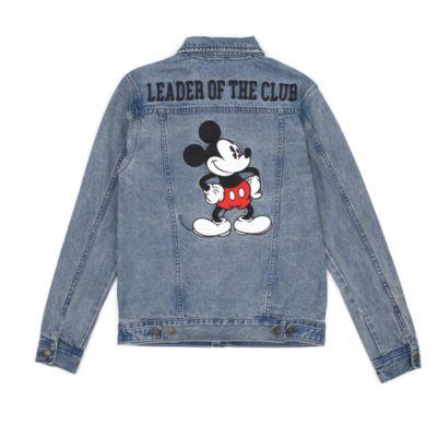 Disney Store Blouson en jean Mickey pour adultes