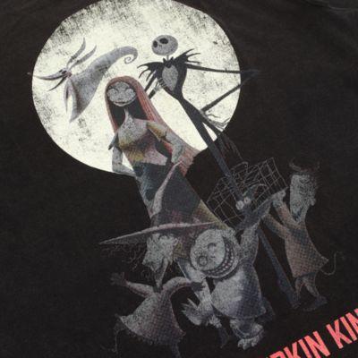 Disney Store - Nightmare Before Christmas - Langärmeliges T-Shirt für Erwachsene