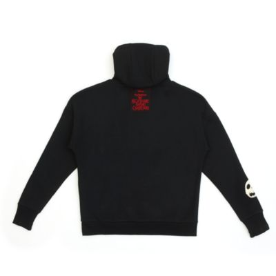 Disney Store Jack Skellington Hooded Sweatshirt For Adults