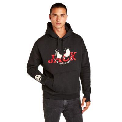 Sudadera con capucha Jack Skelleton para adultos, Disney Store
