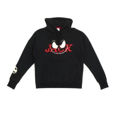 Disney Store Sweat à capuche Jack Skellington pour adultes