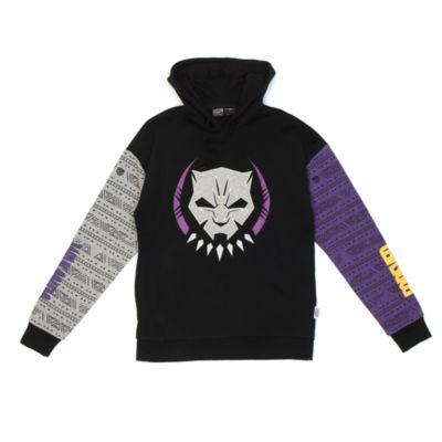 Disney Store - Black Panther - Kapuzensweatshirt für Erwachsene
