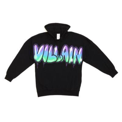 Disney Store Disney Villains Hooded Sweatshirt For Adults