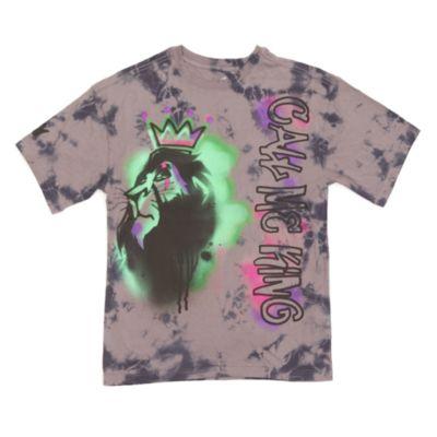 Disney Store - Der König der Löwen - Scar - T-Shirt für Erwachsene