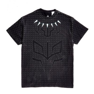 Disney Store T-shirt costume Black Panther pour adultes