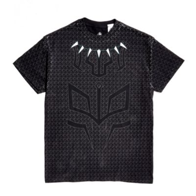 Disney Store Black Panther Costume T-Shirt For Adults