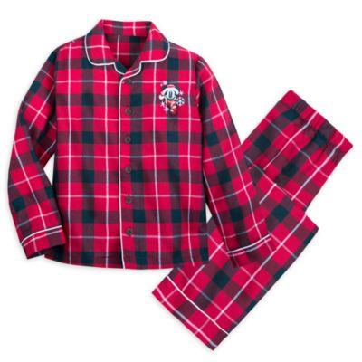 Disney Store - Walt's Holiday Lodge - Micky Maus - Pyjama für Kinder