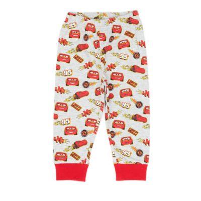 Disney Store Lightning McQueen Fluffy Pyjamas For Kids