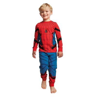 Disney Store Pyjama Tenue de Spider-Man en coton biologique pour enfants
