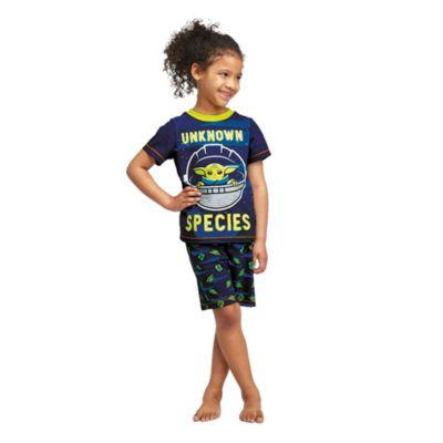 Disney Store Pyjama Grogu en coton biologique pour enfants