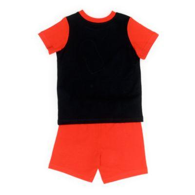 Disney Store Lightning McQueen Pyjamas For Kids
