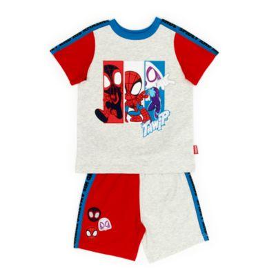 Disney Store - Spider-Man und seien Freunde - Pyjama für Kinder