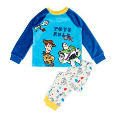 Pijama mullido infantil Toy Story 4, Disney Store