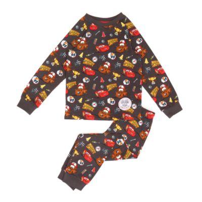 Disney Store Pyjama en coton biologique Disney Pixar Cars pour enfants