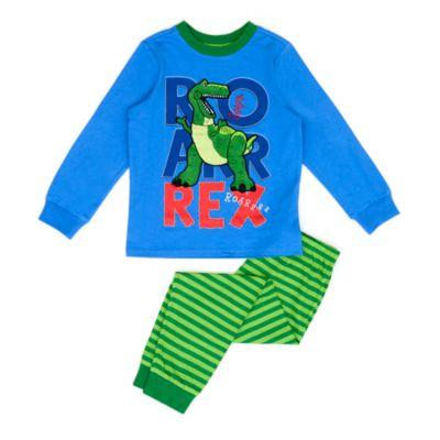 Disney Store Rex Organic Cotton Pyjamas For Kids