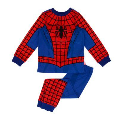 Disney Store - Spider-Man - Kostümpyjama für Kinder aus Bio-Baumwolle
