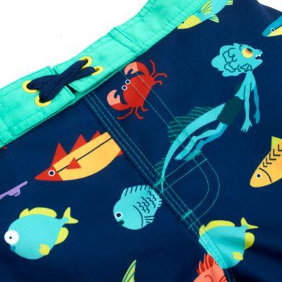 Disney Store Luca Swimming Trunks For Kids