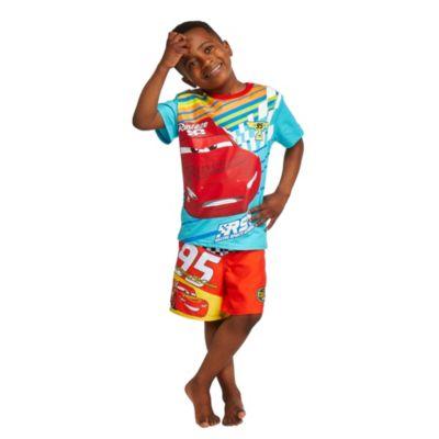 Disney Store Short de bain Flash McQueen pour enfants